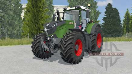 Fendt 1050 Vario may green for Farming Simulator 2015