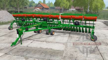 Stara Absoluta 35 north texas green for Farming Simulator 2017