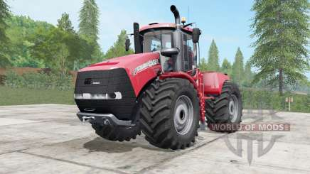 Case IH Steiger 370-620 red salsa for Farming Simulator 2017