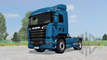 Scania R730 Streamline for Farming Simulator 2015