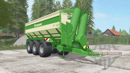 Krone TX 430 high capacity for Farming Simulator 2017