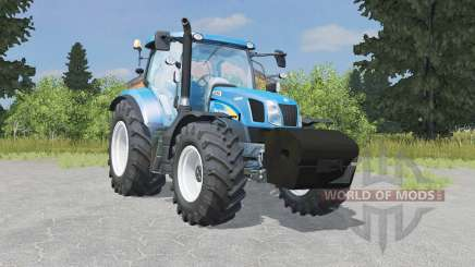 New Holland TS135A for Farming Simulator 2015