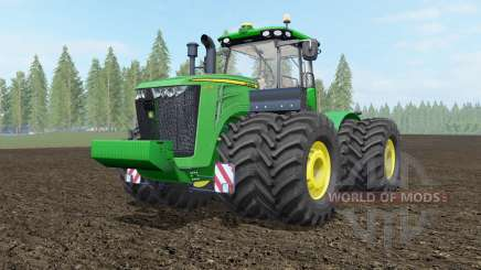 John Deere 9460R-9560R for Farming Simulator 2017