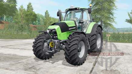 Deutz-Fahr 7210-7250 TTV Agrotron for Farming Simulator 2017