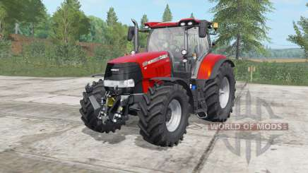 Case IH Puma 185-240 CVX special edition for Farming Simulator 2017