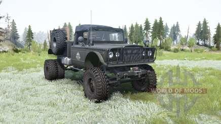 Kaiser Jeep M715 tundora for MudRunner