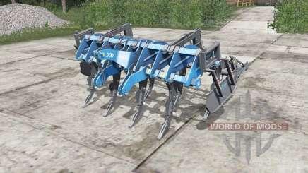 Sicma Bronty 3000 spanish sky blue for Farming Simulator 2017