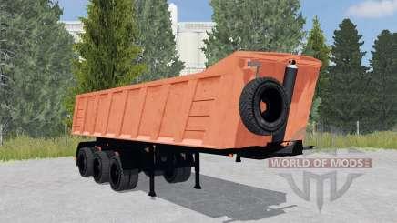 MAZ-953000-011 for Farming Simulator 2015