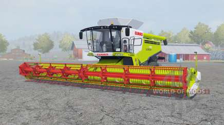 Claas Lexion 780 TerraTrac & Vario 1200 for Farming Simulator 2013
