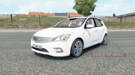Kia Ceed (ED) 2009 for Euro Truck Simulator 2