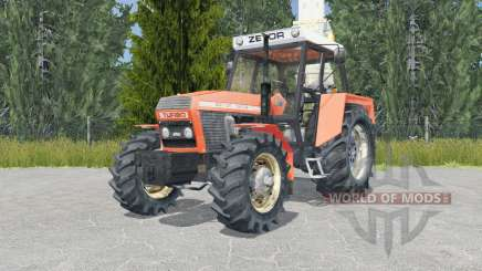 Zetor 12145 forest hit pink for Farming Simulator 2015