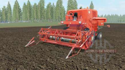 Bizon Super Z056 orange soda for Farming Simulator 2017