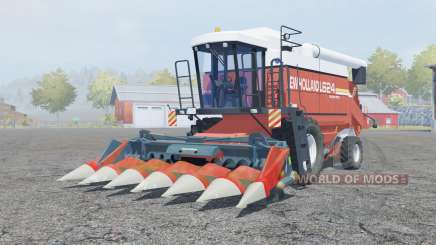 New Holland L624 terra cotta for Farming Simulator 2013