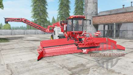Holmer Terra Felis 2 multifrucht for Farming Simulator 2017