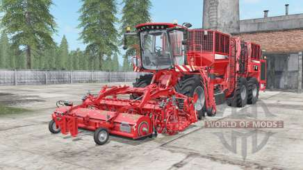Holmer Terra Dos T4-40 kartoffel for Farming Simulator 2017