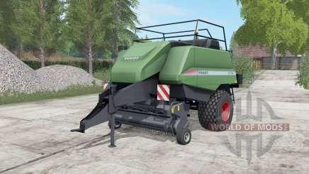 Fendt 12130 N spring leaves for Farming Simulator 2017