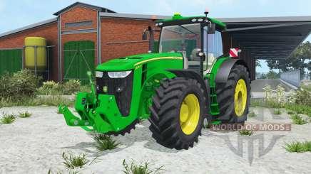John Deere 7270R&8370R for Farming Simulator 2015