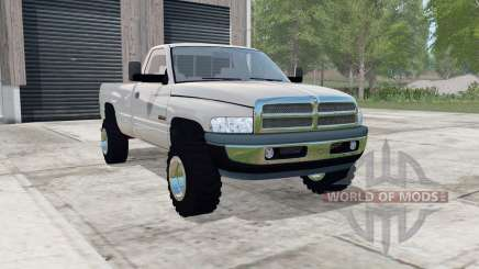 Dodge Ram 2500 Regular Cab 1994 for Farming Simulator 2017