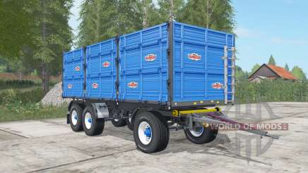 Randazzo R 270 PT rich electric blue for Farming Simulator 2017