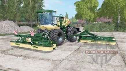 Krone BiG M 500 dartmouth green for Farming Simulator 2017