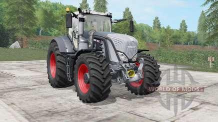 Fendt 930-939 Vᶏrio Black Beauty for Farming Simulator 2017
