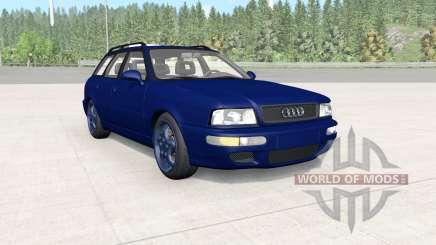Audi RS 2 (B4) 1994 for BeamNG Drive