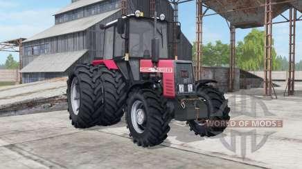 MTZ-952 Belarus pink color for Farming Simulator 2017