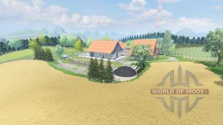 Wildbachtal for Farming Simulator 2013