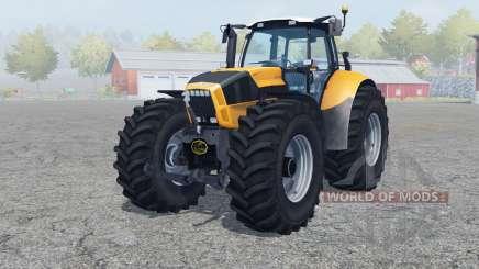 Deutz-Fahr Agrotron X 720 saffron mango for Farming Simulator 2013