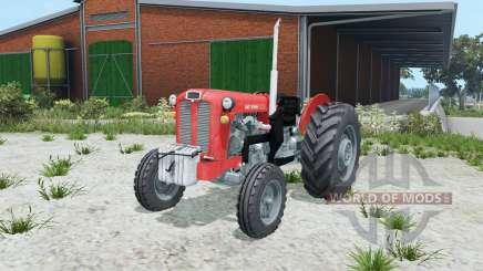 IMT 558 FL console for Farming Simulator 2015