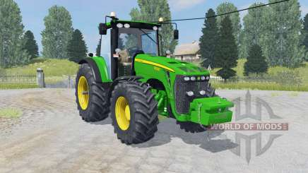 John Deere 8530 islamic greeɳ for Farming Simulator 2015