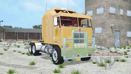 Kenworth K100 equator for Farming Simulator 2015