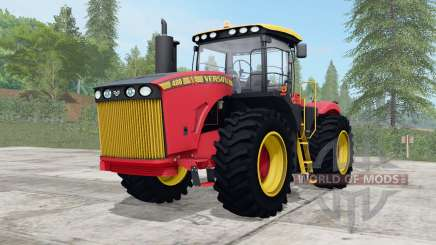 Versatile 400 deep carmine pink for Farming Simulator 2017