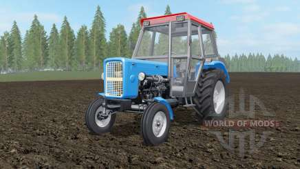 Ursus C-360 rich electric blue for Farming Simulator 2017