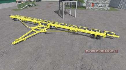 Degelman StrawMaster Pro 120 for Farming Simulator 2017