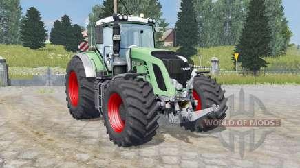 Fendt 939 Vario eton blue for Farming Simulator 2015