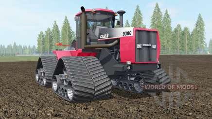 Case IH Steiger 9380 Quadtrac magic potion for Farming Simulator 2017