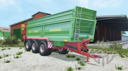 Strautmann PS 3401 fertilizer spreaders for Farming Simulator 2015