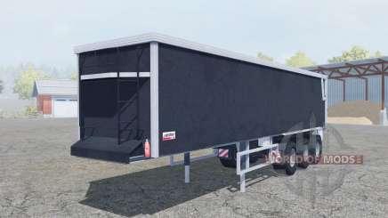 Kroger Agroliner SRB3-35 bright gray for Farming Simulator 2013
