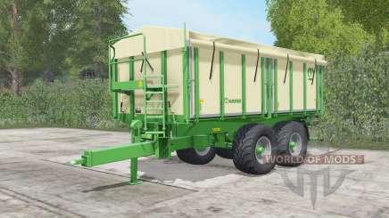 Krone TKD 240 high capacity for Farming Simulator 2017