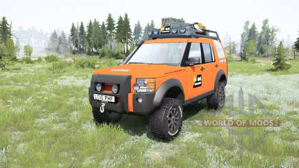 Land Rover Discovery 3 G4 Edition 2004 for MudRunner