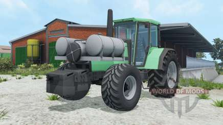 Deutz-Fahr AgroSun 140 ocean green for Farming Simulator 2015