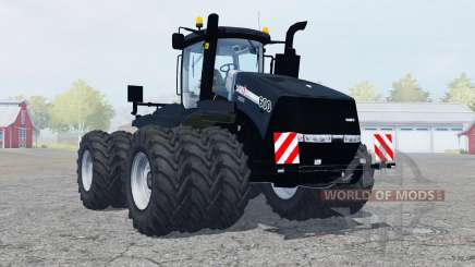 Case IH Steiger 600 wheel options for Farming Simulator 2013