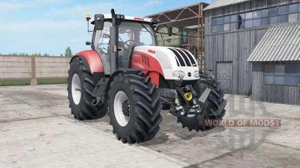 Steyr 6180&6225 CVT for Farming Simulator 2017