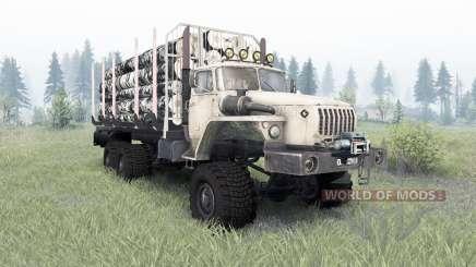 Ural-4320-1912-40 v1.3 for Spin Tires
