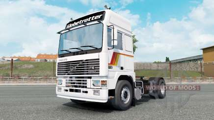 Volvo F12&F16 for Euro Truck Simulator 2