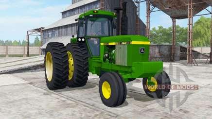 John Deere 4240&4440 for Farming Simulator 2017