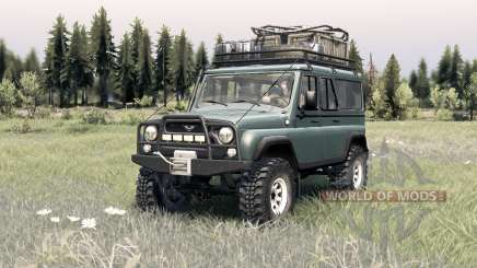 UAZ-3153 1999 for Spin Tires