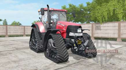 Case IH Puma 185-240 CVX track systems for Farming Simulator 2017