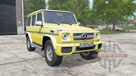 Mercedes-Benz G 65 AMG multicolor for Farming Simulator 2017